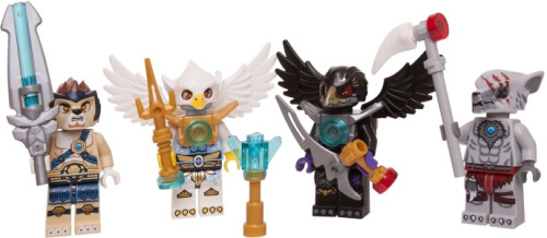 850779-1 Legends of Chima Minifigure Accessory Set
