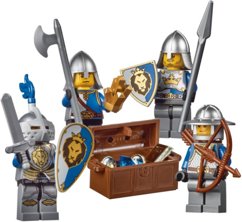 850888-1 Castle Knights Accessory Set