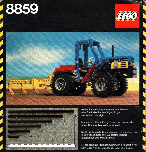 8859-1 Tractor