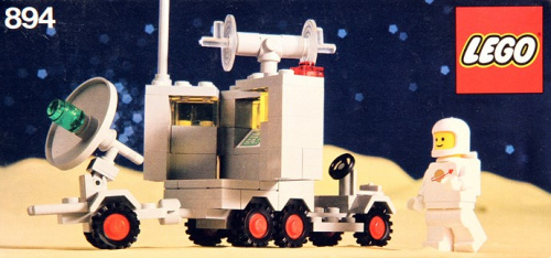 894-1 Mobile Ground Tracking Station