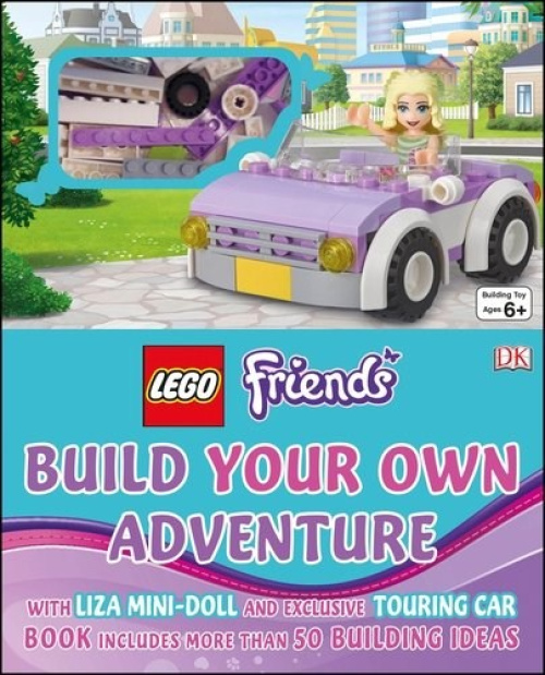 ISBN0241187559-1 LEGO Friends: Build Your Own Adventure