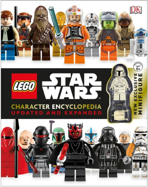 ISBN0241195810-1 LEGO Star Wars Character Encyclopedia: Updated and Expanded