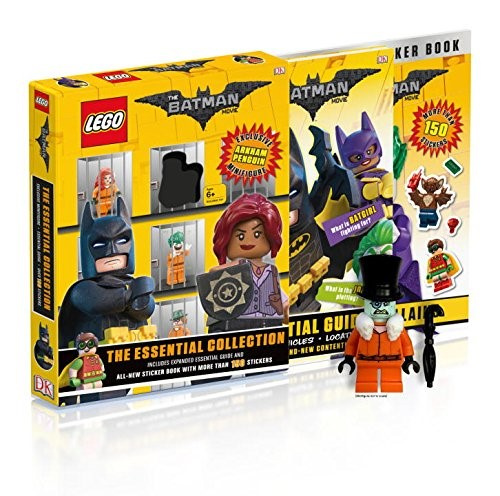 ISBN0241288169-1 The LEGO BATMAN MOVIE: The Essential Collection