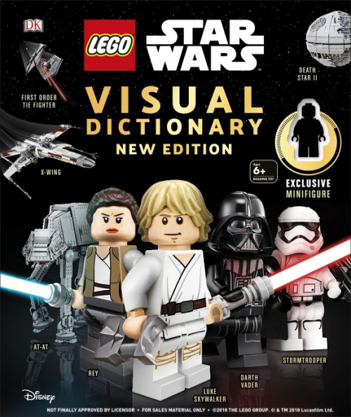 ISBN0241357527-1 Star Wars Visual Dictionary New Edition