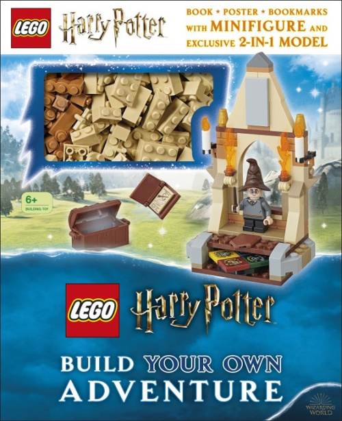 ISBN024136373X-1 Harry Potter Build Your Own Adventure