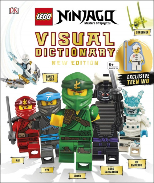 ISBN0241363764-1 NINJAGO Visual Dictionary, New Edition