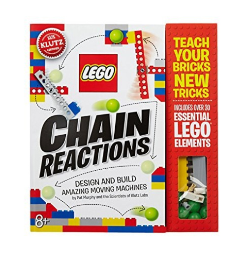 ISBN0545703301-1 LEGO Chain Reactions