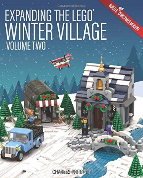 ISBN1070422126-1 Expanding the LEGO Winter Village, Volume 2