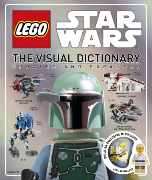 ISBN1409347303-1 LEGO Star Wars: The Visual Dictionary, Updated and Expanded