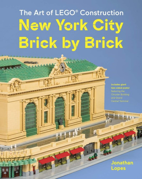 ISBN1419734687-1 New York City Brick by Brick