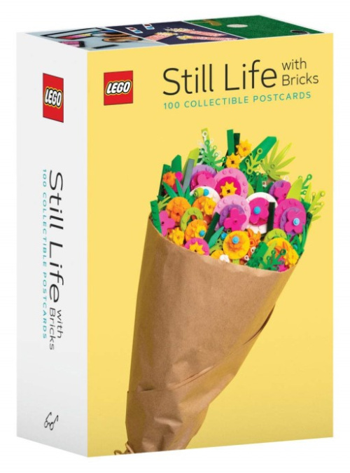 ISBN1452179646-1 LEGO Still Life with Bricks: 100 Collectible Postcards