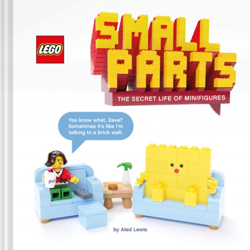 ISBN1452182256-1 LEGO Small Parts: The Secret Life of Minifigures