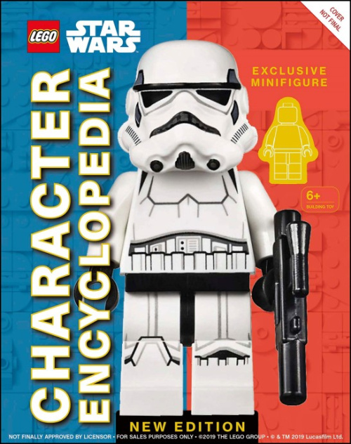 ISBN1465489568-1 Star Wars Character Encyclopedia, New Edition