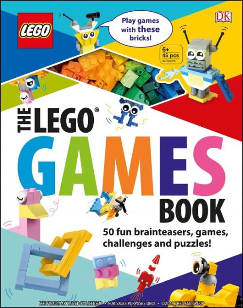 ISBN1465497862-1 The LEGO Games Book