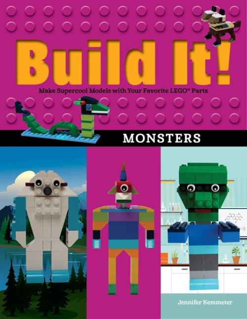 ISBN1513262122-1 Build It! Monsters