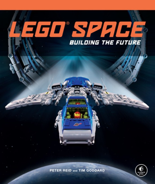 ISBN1593275218-1 LEGO Space: Building the Future