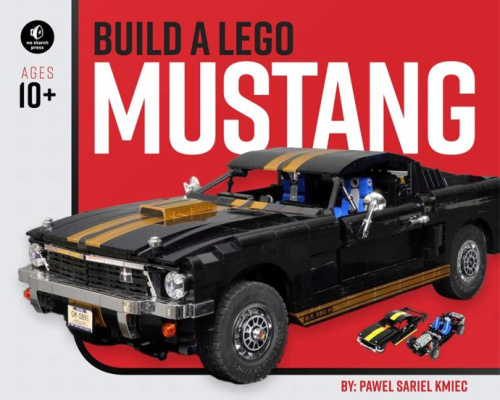 ISBN1593279604-1 Build a LEGO Mustang