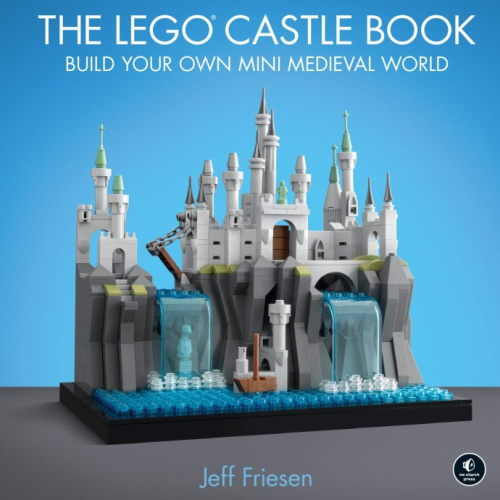 ISBN1718500165-1 The LEGO Castle Book: Build Your Own Mini Medieval World