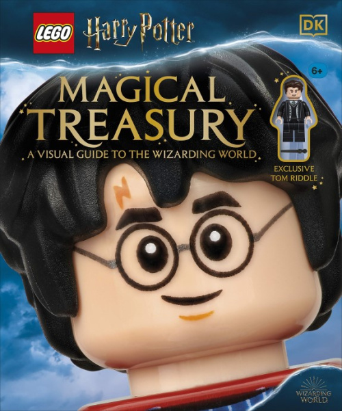 ISBN9780241409459-1 Harry Potter Magical Treasury: A Visual Guide to the Wizarding World