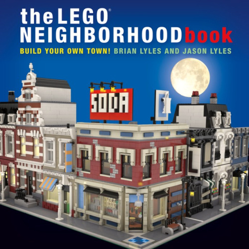 ISBN9781593275716-1 The LEGO Neighborhood Book: Build a LEGO Town!