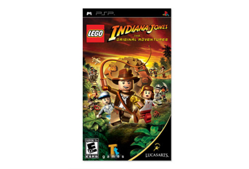LIJPSP-1 LEGO Indiana Jones: The Original Adventures