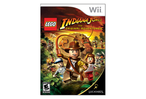LIJWII-1 LEGO Indiana Jones: The Original Adventures