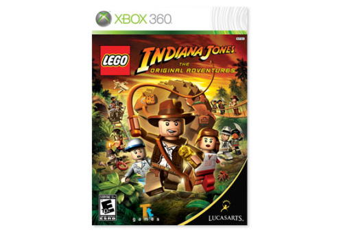 LIJXB360-1 LEGO Indiana Jones: The Original Adventures