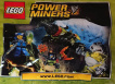 Power Miners Promotional Polybag