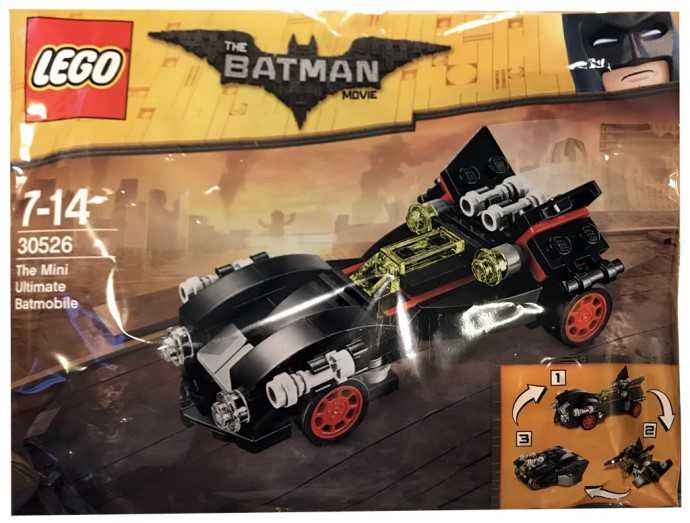 30526-1 The Mini Ultimate Batmobile