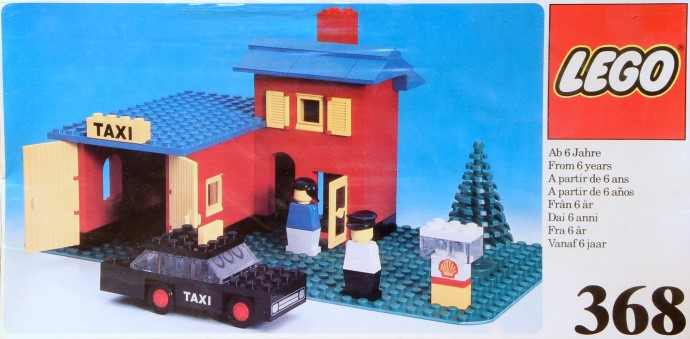 368 1 Taxi Garage Brick Insights