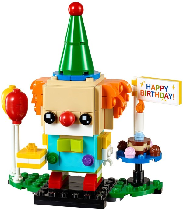 40348-1 Birthday Clown