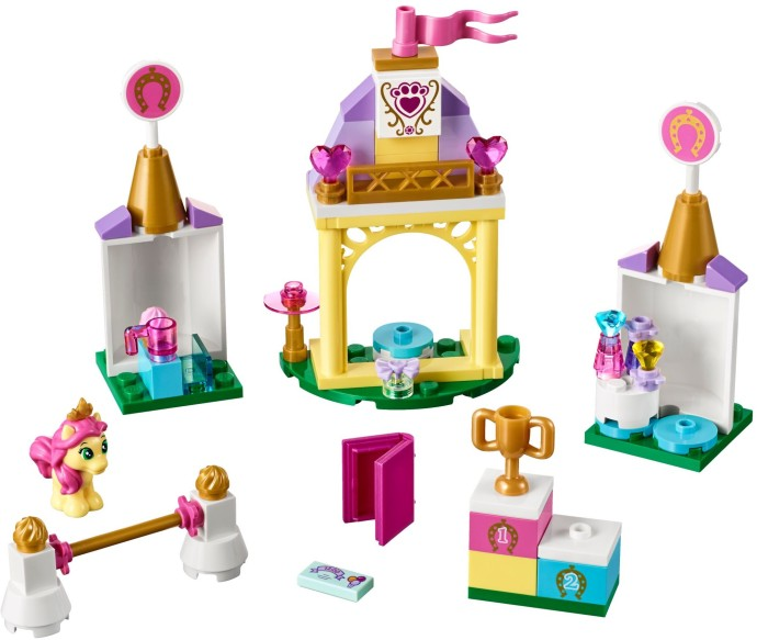 41144-1 Petite's Royal Stable
