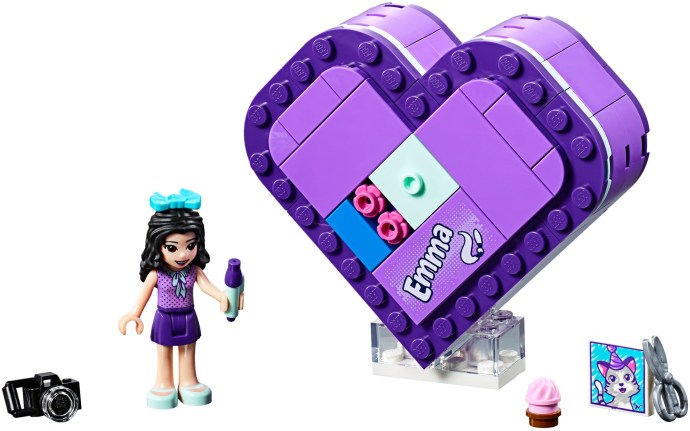 41355-1 Emma's Heart Box