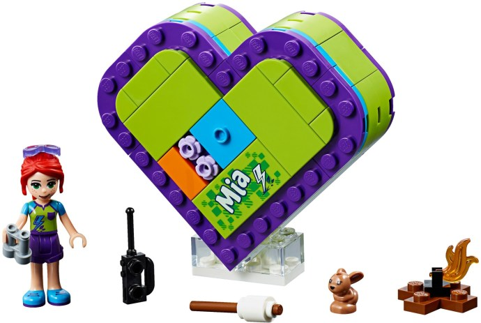 41358-1 Mia's Heart Box