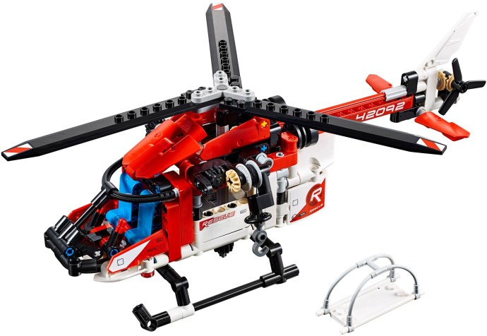 42092-1 Rescue Helicopter