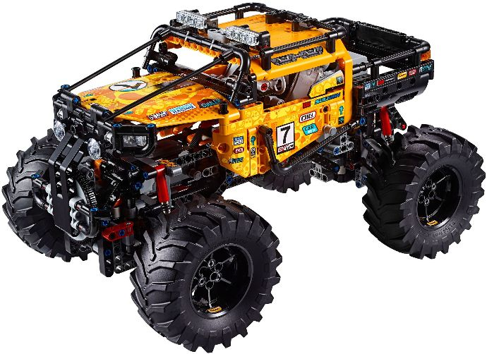 42099-1 4x4 X-Treme Off-Roader