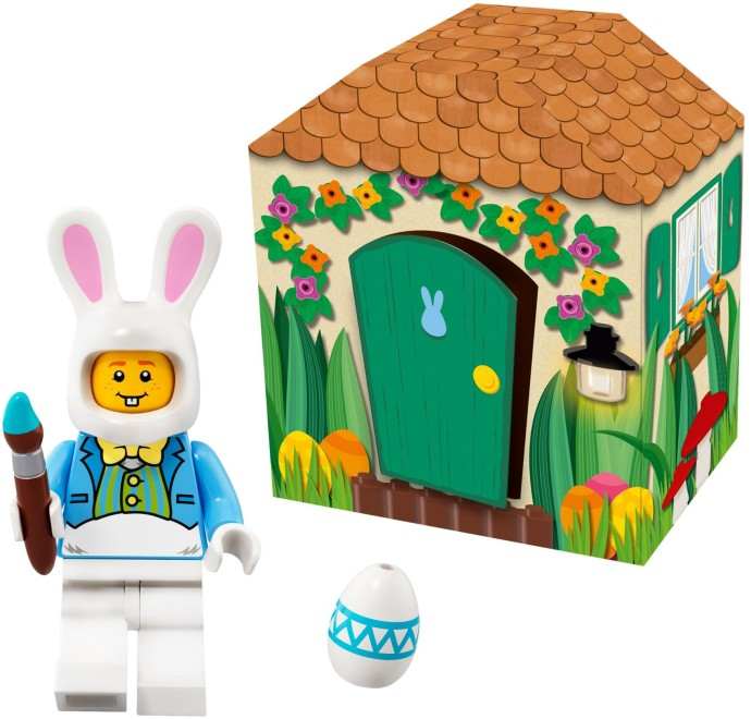 5005249-1 Easter Bunny Hut