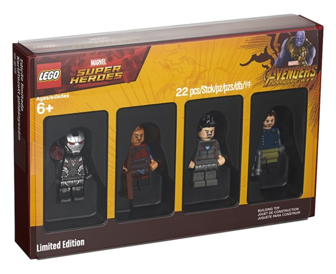 5005256-1 Marvel Super Heroes Minifigure Collection
