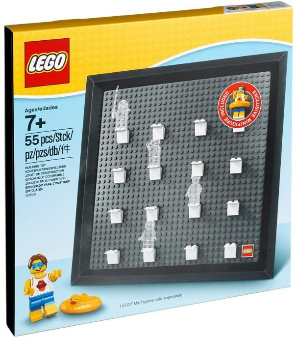 5005359-1 Minifigure Collector Frame