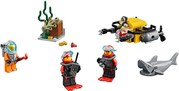 60091-1 Deep Sea Starter Set