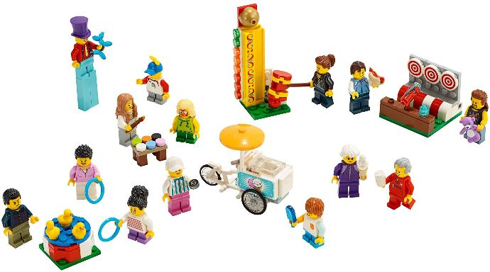 60234-1 People Pack - Fun Fair