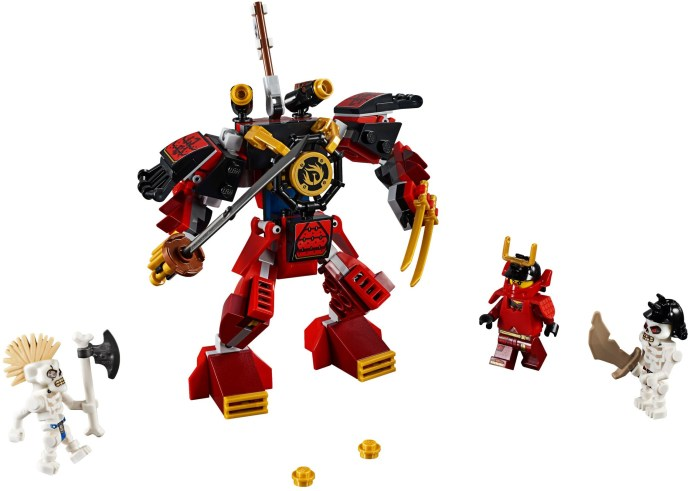 70665-1 The Samurai Mech