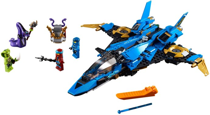 70668-1 Jay's Storm Fighter