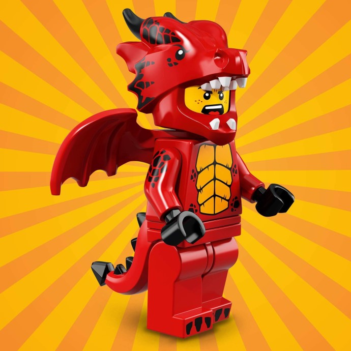 71021-7 Dragon Suit Guy