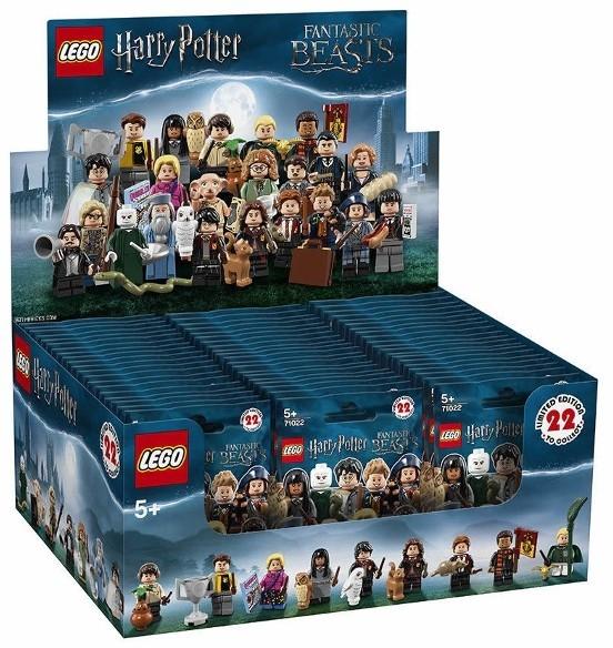 "LEGO® Harry Potter /""Cedric Diggory/"" Minifigure 71022 Brand New Sealed"