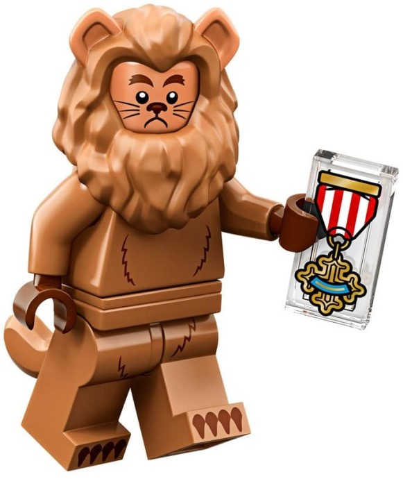 71023-17 Cowardly Lion