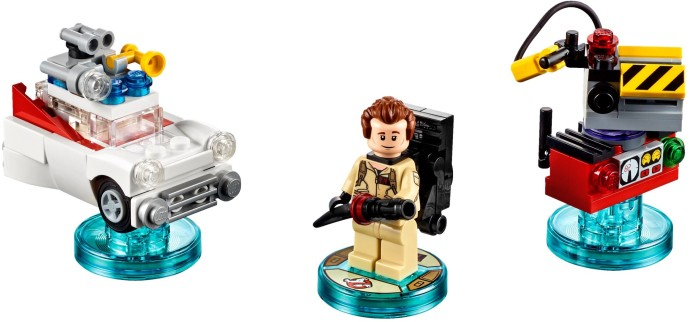 71228-1 Ghostbusters Level Pack