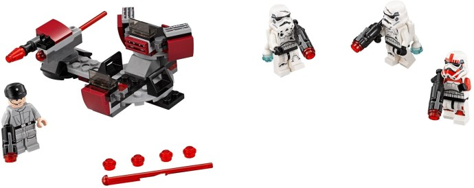 75134-1 Galactic Empire Battle Pack