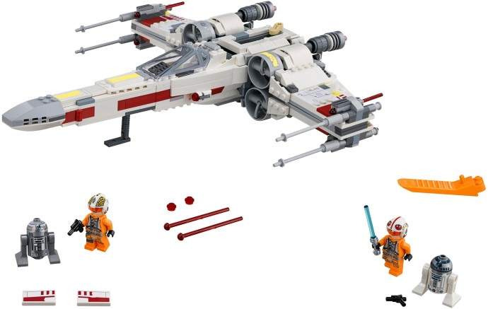 75218-1 X-wing Starfighter
