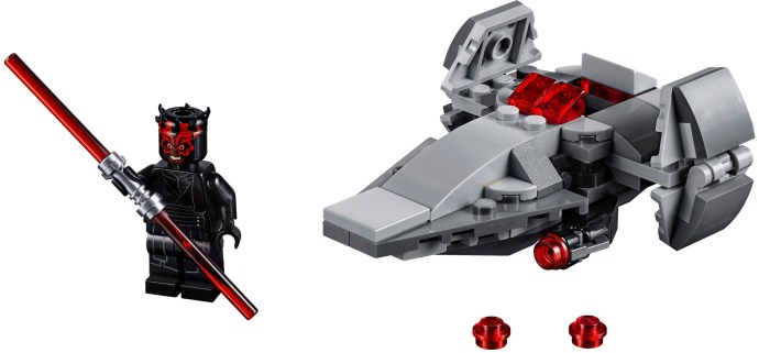 75224-1 Sith Infiltrator Microfighter
